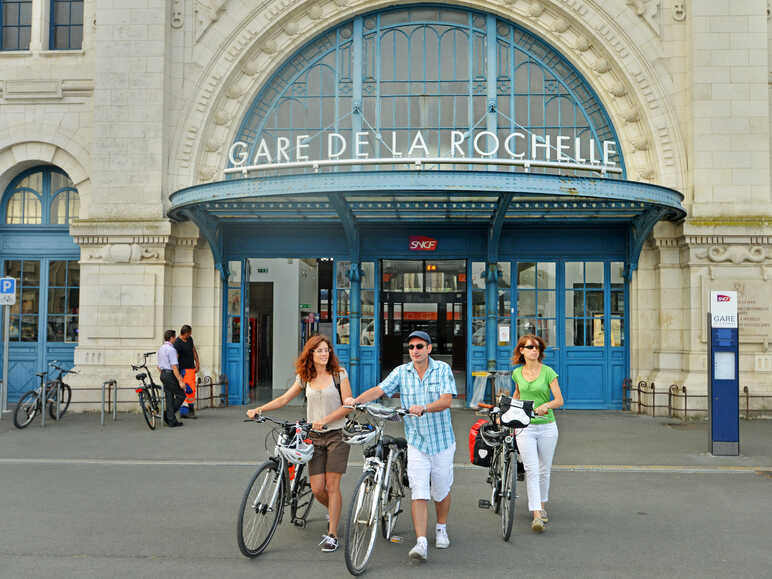 How to join La Vélo Francette cycle route